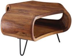 Couchtisch In Holz 55/55/38 Cm
