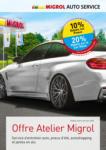 Migrol Tankstelle Offre Atelier Migrol - al 18.04.2020
