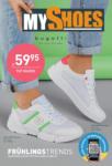 MyShoes GmbH MyShoes Flugblatt 16.03. - 29.03. - bis 16.03.2020