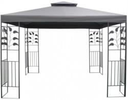 Ersatzdach Pavillon Ranke anthrazit