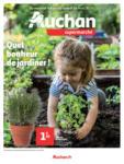 Auchan Quel bonheur de jardiner ! - au 07.03.2020