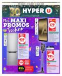 Hyper U MES MAXI PROMOS TECHNO - au 14.03.2020