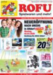 ROFU Kinderland Neueröffnung - bis 07.03.2020