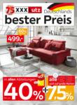 XXXLutz Deutschlands bester XXXLutz Preis - bis 15.03.2020