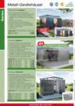 HERRNEGGER Baustoffhandel GmbH HERRNEGGER - Gartenhäuserkatalog 2020 - bis 31.12.2020