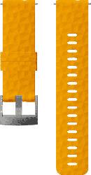 Explore 1 Silicone Strap, 24mm, orange