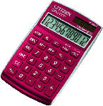 Saturn Taschenrechner CPC-112RD