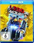 Saturn The LEGO Movie (3D Blu-ray + Blu-ray)