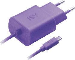 Reiselader 1.2A, lila (IWC 3000 PE)
