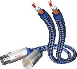 Premium II Stereo Audiokabel XLR 1.5 m