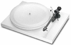 Plattenspieler Debut III Esprit DC weiß inkl. Ortofon OM10