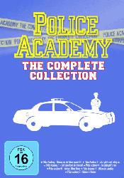 Police Academy Collection 1.7