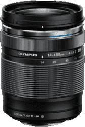 Objektiv M.ZUIKO Digital ED 14-150mm 1:4.0‑5.6 II