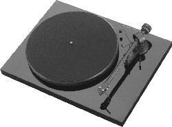 Plattenspieler Debut III DC Piano inkl. OM5e
