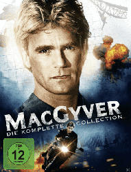 MacGyver - Die komplette Collection Box