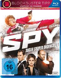 Spy - Susan Cooper Undercover - Pro 7 Blockbuster