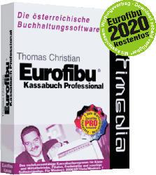 Eurofibu Kassabuch 2019 Professional