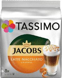 Latte Macchiato Caramel (16 Kapseln = 8 Getränke)