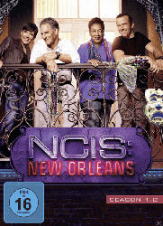 Navy CIS New Orleans - Season 1.1