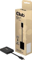 Aktiver USB Typ-C auf DVI-D Adapter (CAC-1508)