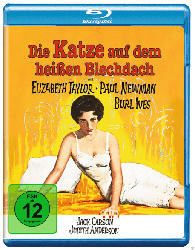 Die Katze auf dem heißen Blechdach (Elizabeth Taylor, Paul Newman)