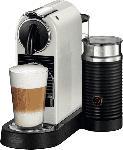 Saturn Nespresso Kaffeemaschine CitiZ & Milk EN 267 WAE White