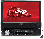 """Saturn Autoradio RDD575BT DVD/USB/SD/AUX, 7"""" TFT-LCD Touch Bildschirm motorisiert"""