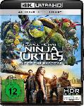 Saturn Teenage Mutant Ninja Turtles: Out of the Shadows