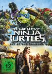 Saturn Teenage Mutant Ninja Turtles - Out of the Shadows (Megan Fox, Will Arnett)