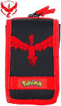 Saturn Pokemon GO Tragetasche rot