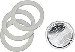 3er Set + Filtersieb für 6 Tassen (0800010)
