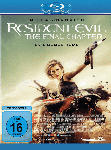 Saturn Resident Evil: The Final Chapter