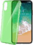 Saturn Thin Backcover für Apple iPhone X/XS, grün (THIN900LG)