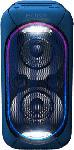 Saturn Party Lautsprecher GTKXB60L.CEL mit Bluetooth, High Power Audio, HiFi Audio, Extra Bass, blau