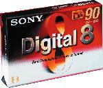 Saturn Videokassette Digital 8 N8-60P, 60 Minuten