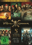 Saturn Pirates of the Caribbean 5 Movie Collection