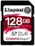 Saturn Speicherkarte Canvas React SDXC 128GB, UHS-I U3, A1, Class 10 (SDR/128GB)