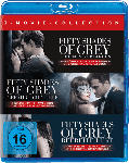 Saturn Fifty Shades of Grey 3-Movie Collection