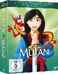 Saturn Mulan 1+2 Film Collection