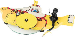 Plattenspieler The Beatles Yellow Submarine Sammler Edition