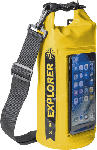 Saturn Tasche Explorer 2L mit Smartphone Fach, spritzwasserfest, gelb (EXPLORER2LYL)