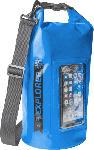 Saturn Tasche Explorer 5L mit Smartphone Fach, spritzwasserfest, blau (EXPLORER5LBL)