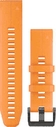 Silikonarmband QuickFit 22 für Fenix 5, orange (010-12740-04)