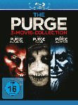 Saturn The Purge - Die Säuberung / The Purge: Anarchy / The Purge: Election Year