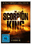Saturn The Scorpion King - 4 Movie Collection