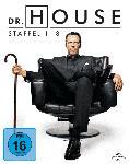 Saturn Dr. House Die komplette Serie 1-8