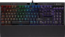 Gaming Tastatur K70 RGB MK.2 Low Profile Rapidfire, MX-Low-Profile-RGB-Speed (CH-9109018-DE)
