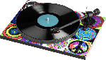Saturn Plattenspieler Essential III Ringo Starr Peace & Love Artist Collection