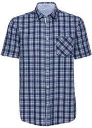 Herren-Hemd mit modernem Karomuster