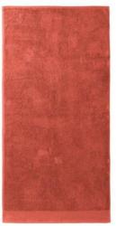Duschtuch mit Waffelbordüre, 70x140cm